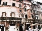 The Jewish Ghetto in Roma.